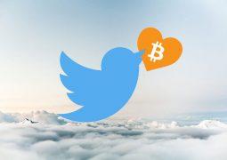 ایموجی بیتکوین در توئیتر