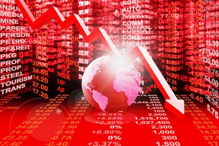 علت سقوط بازارهای جهانی