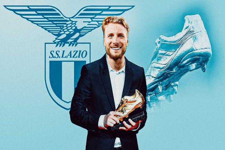 کفش طلای فصل ۲۰۲۰ اروپا