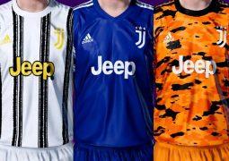 پیراهن فصل 2021 یوونتوس