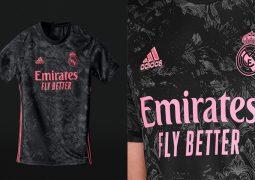 پیراهن سوم رئال مادرید در سال 2021