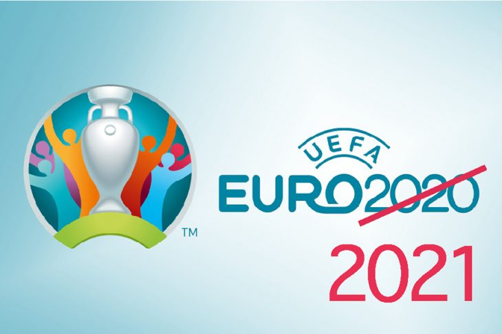 گروهبندی جام ملتهای اروپا ۲۰۲۱