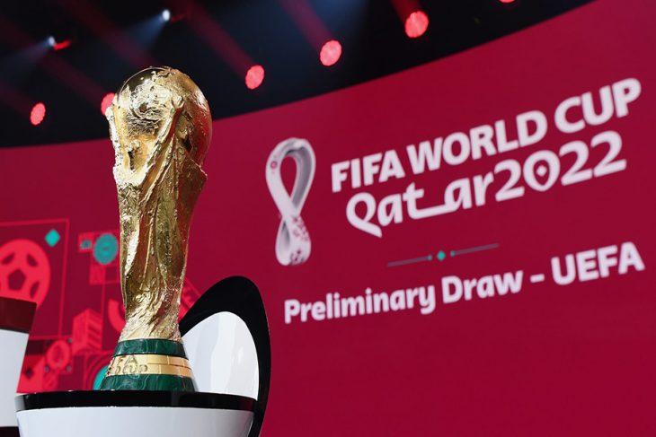 گروهبندی انتخابی جام جهانی ۲۰۲۲ در اروپا